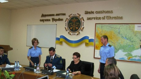 Memorandum on Cooperation with the State Customs Service of Ukraine