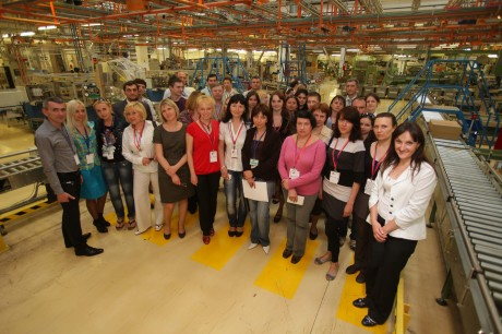 Imperial Tobacco Invited Journalists to Attend Open Doors Day